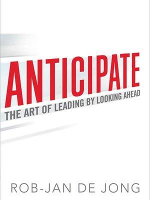 cover image of Anticipate