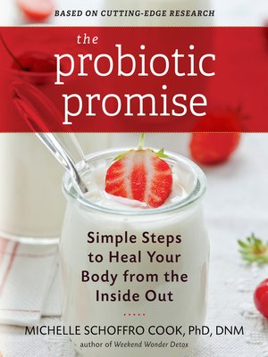 cover image of The Probiotic Promise