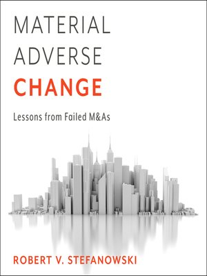 cover image of Material Adverse Change