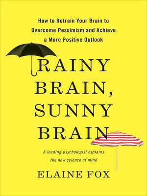 cover image of Rainy Brain, Sunny Brain