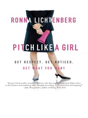 cover image of Pitch Like A Girl