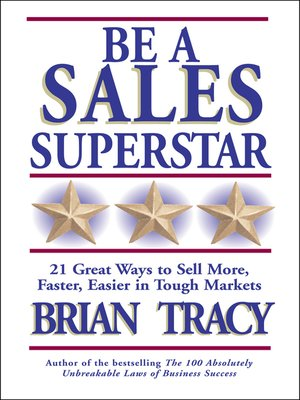 cover image of Be a Sales Superstar