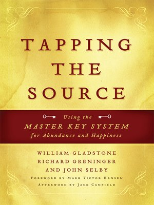 cover image of Tapping the Source