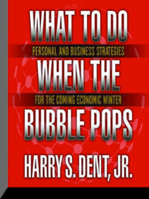 cover image of What to Do When the Bubble Pops