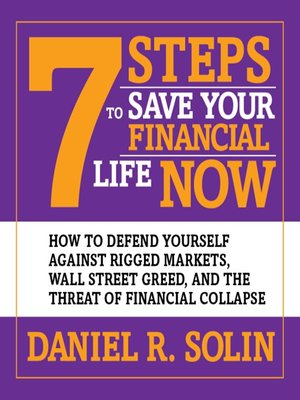 cover image of 7 Steps to Save Your Financial Life Now