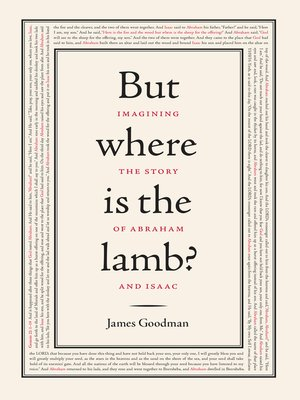 cover image of But Where is the Lamb?