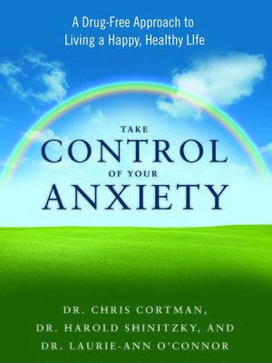 cover image of Take Control Your Anxiety