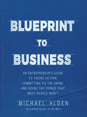 cover image of Blueprint to Business