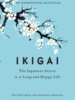 cover image of Ikigai