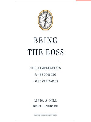 cover image of Being the Boss