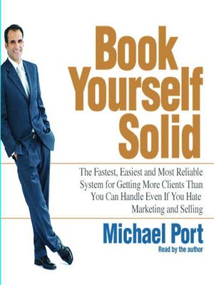 cover image of Book Yourself Solid