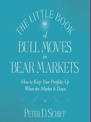 cover image of The Little Book of Bull Moves in Bear Markets