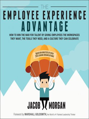 cover image of The Employee Experience Advantage