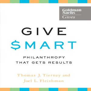 cover image of Give Smart