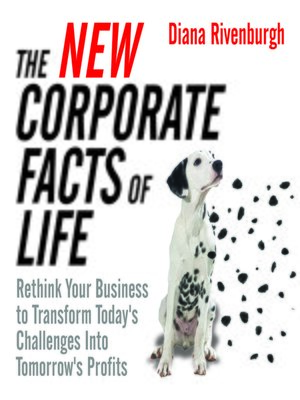 cover image of The New Corporate Facts of Life