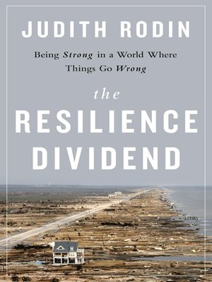 cover image of The Resilience Dividend