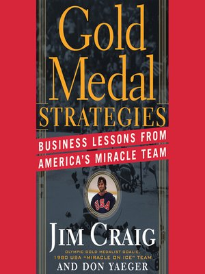 cover image of Gold Medal Strategies