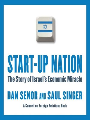 cover image of Start-Up Nation