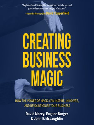 cover image of Creating Business Magic
