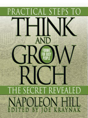 cover image of Practical Steps to Think and Grow Rich--The Secret Revealed