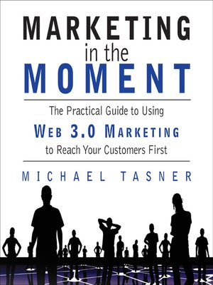 cover image of Marketing in the Moment