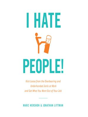 cover image of I Hate People!