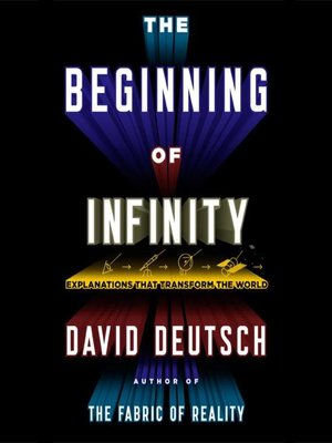 cover image of The Beginning Infinity