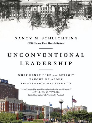 cover image of Unconventional Leadership