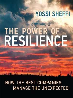cover image of The Power Resilience
