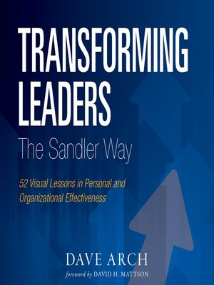 cover image of Transforming Leaders the Sandler Way