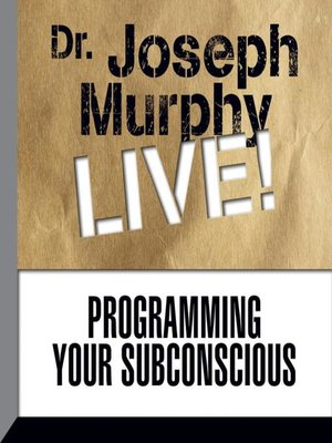 cover image of Programming Your Subconscious