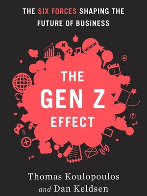 cover image of The Gen Z Effect