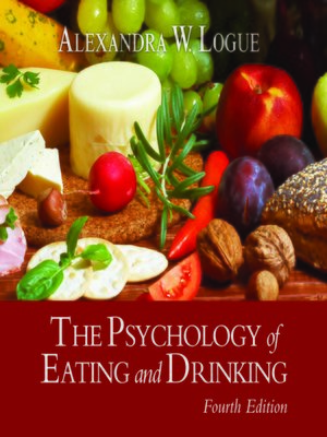 cover image of The Psychology of Eating and Drinking
