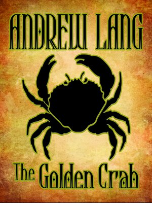 cover image of The Golden Crab