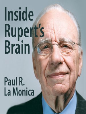 cover image of Inside Rupert's Brain