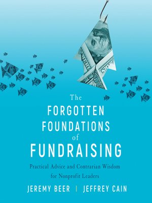cover image of The Forgotten Foundations of Fundraising