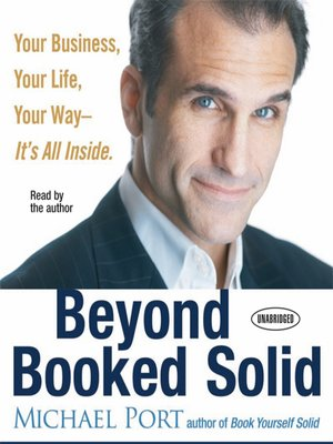 cover image of Beyond Booked Solid