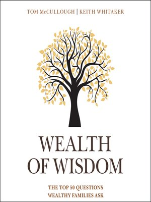 cover image of Wealth of Wisdom