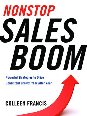 cover image of Nonstop Sales Boom