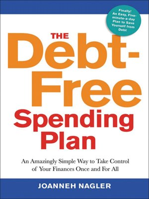 cover image of The Debt-Free Spending Plan