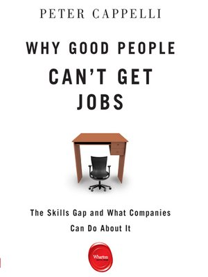 cover image of Why Good People Can't Get Jobs