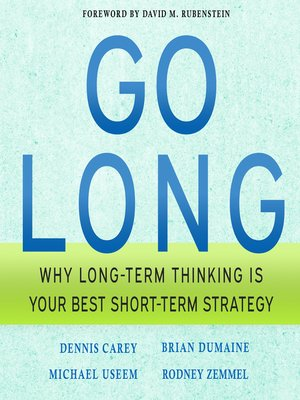cover image of Go Long
