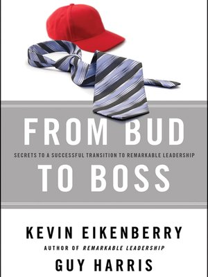 cover image of From Bud to Boss