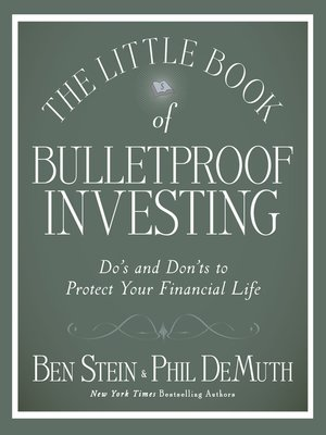 cover image of The Little Book of Bulletproof Investing