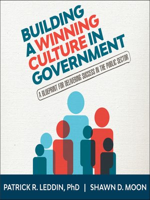cover image of Building a Winning Culture In Government