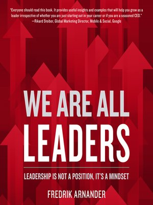 cover image of We Are All Leaders