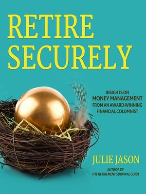 cover image of Retire Securely