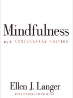 the power of mindful learning ellen j langer pdf
