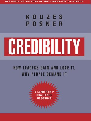 cover image of Credibility