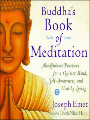 cover image of Buddha's Book Meditation